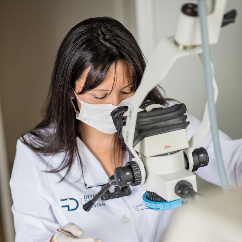 dr-erica-defabio-in-work